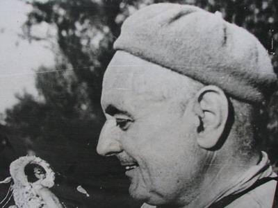 Dr. Beretzk Péter (Fotó: Móra Ferenc Múzeum)