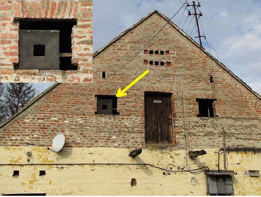 Költőládát épületek padlására is ki lehet helyezni (Fotó: Bank László)