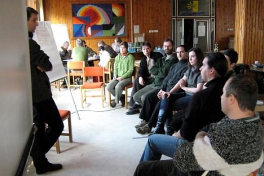 MME tanácsadó testületi ülés 2012. január 27-29. (Fotó: Szentendrey Géza).