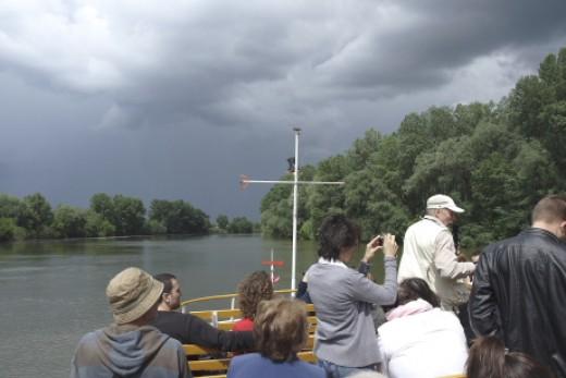 MME Tokaji Partifecske Hajózás program 2010 májusában (Foró: Orbán Zoltán).