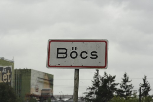 Bőcs - a Borsodi Sörgyár otthona (Fotó: Orbán Zoltán).
