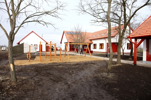 HELICON Sasközpont a Jászságban (Fotó: Orbán Zoltán).