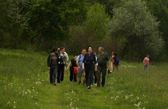Kirándulás a Bodrogzugban (Fotó: Firmánszky Botond)
