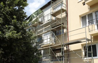 A Magyar Madártani és Természetvédelmi Egyesület (MME) fontosnak tartja a korszerűtlen épületek utólagos külső szigetelését, ami jelentősen csökkenti hazánk energiaigényét és környezetterhelését (Fotó: Orbán Zoltán).