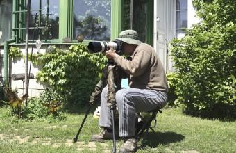 Fotózás (Fotó: Czinege Anett)
