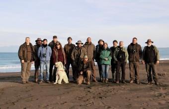 Az expedició csapata (Fotó: Gyömbér Zsolt))