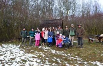 A lelkes résztvevők (Fotó: Kósa Gyula)