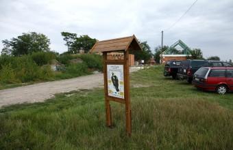 HELICON Parlagi sas Látogatóközpont építése a Jászságban, 2014.08.26. (Fotó: Orbán Zoltán - parlagisas.hu).