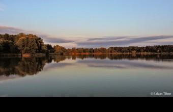 A Naplás-tó látképe (Fotó: Balázs Tibor)