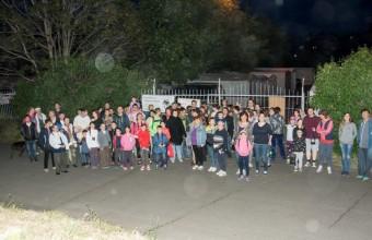 Fülemülék éjszakája Csepelen (Fotó: MME Tápió-vidéki HCS)