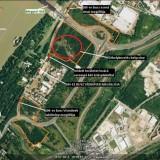 A terület térképe (Forrás: Google Maps)