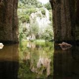 Víz sziklafalak között (Fotó: Kerékgyártó Róbert)